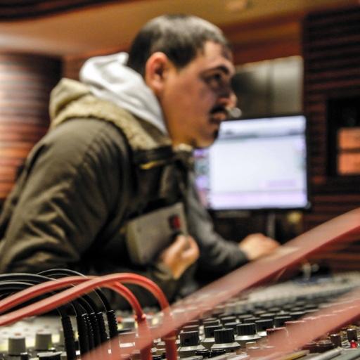 Crescendo Studio Audio Engineer David Atai