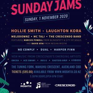 Sunday Jams Poster